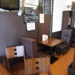 食堂Cafe ひとやすみ(内装)