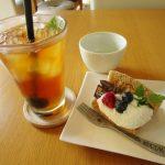 森の木いちご畑cafe(ケーキセット)