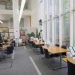 コスモポリタンカフェ(内装)