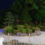 神明苑 庭園ビアガーデン