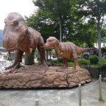 道の駅 九頭竜(恐竜)