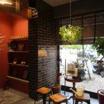 Green Haibe Cafe(内装)