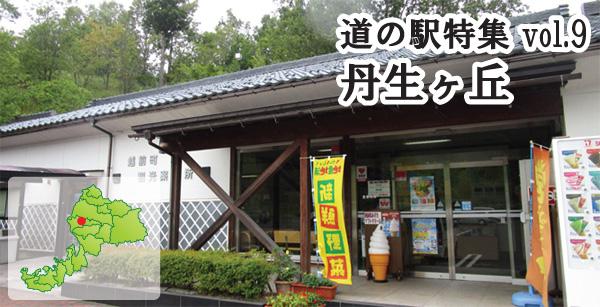 道の駅 丹生ヶ丘