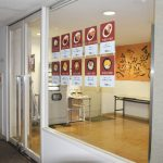 鯖江市役所食堂(入口)