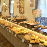 手造りパン工房(内装)