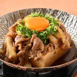 憩い処 みなみ(肉豆腐)